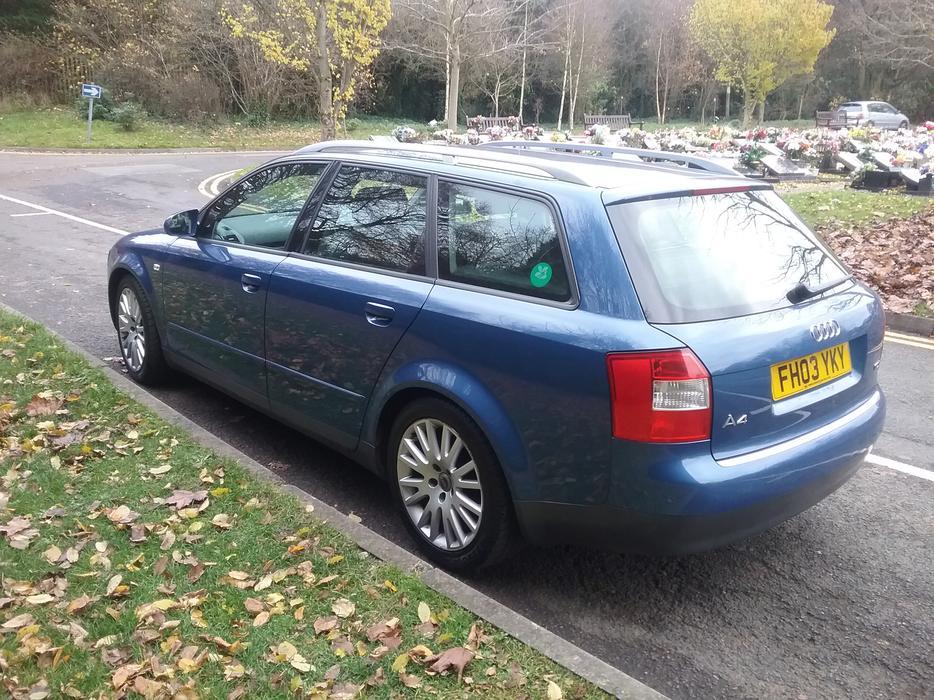 Audi A4 1 9 Tdi Sport Estate Kingswinford Wolverhampton