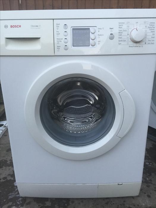 Bosch 7kg 1200 Spin Washing Machine Fully Serviced