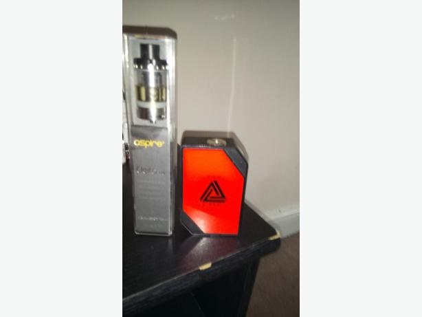 Limitless mod with tank £50