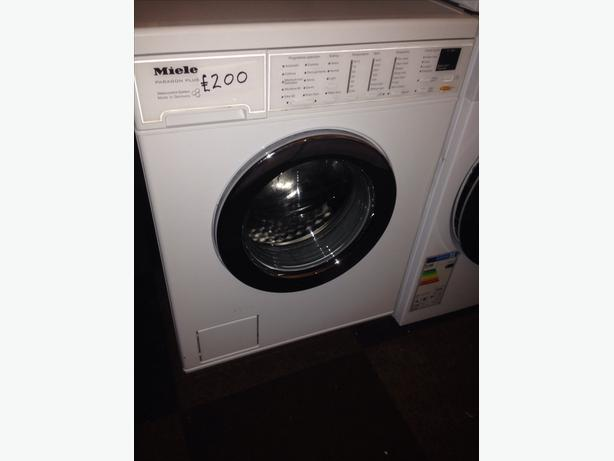 MIELE 6KG WASHING MACHINE 1400 SPIN