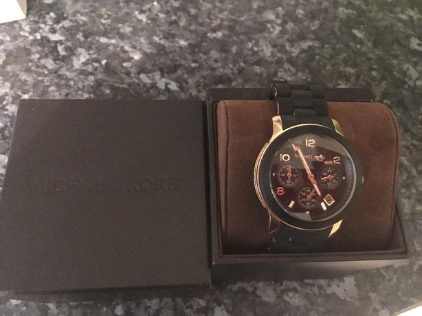 genuine micheal kors watch