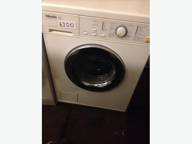 MIELE 6KG WASHING MACHINE WHITE