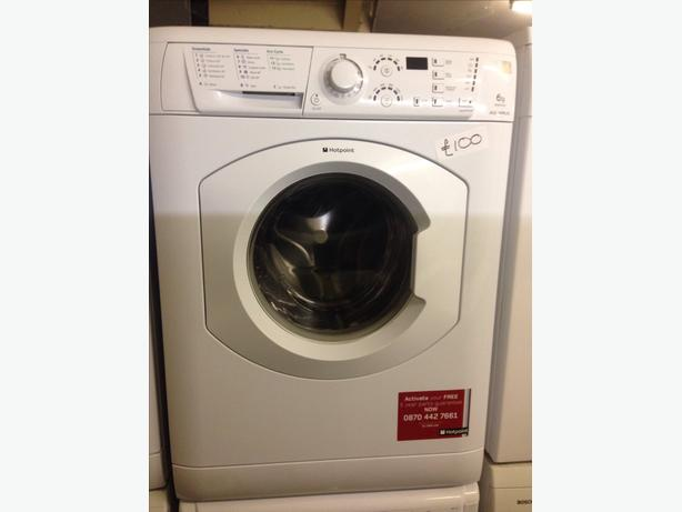 WHITE 6KG WASHING MACHINE2