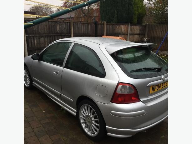 2004 MG ZR+