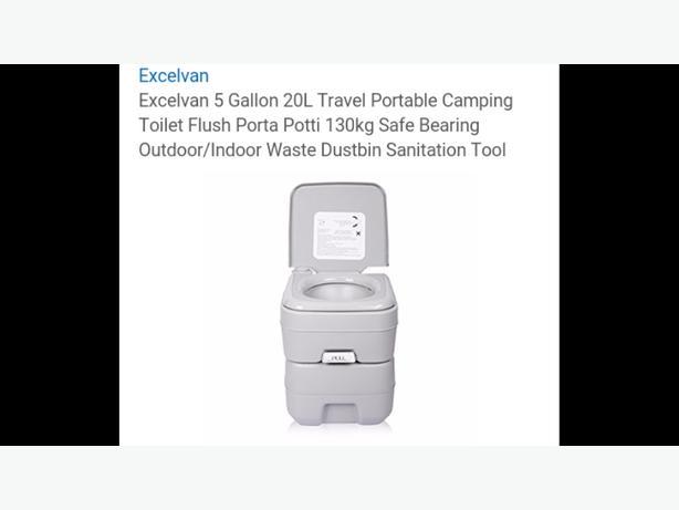 portable toilet new