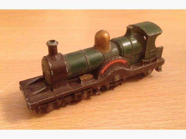 Duke of Connaught  die cast train model