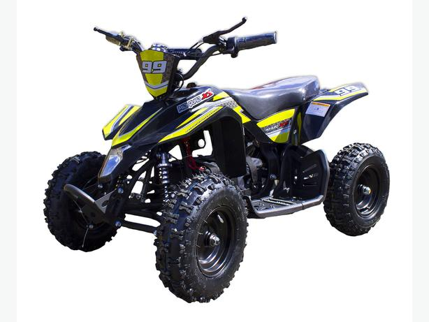 MINI RAPTOR MK2!!!  MIDI QUADS 49cc QUADS Latest 2016 2STROKE