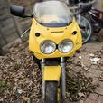 YAMAHA FZR 600 - 1990 Project bike