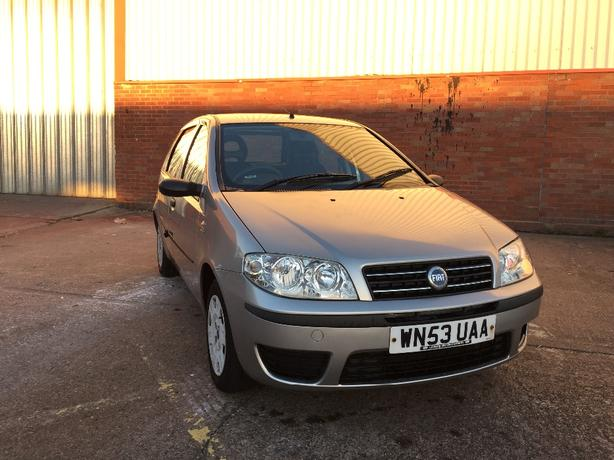 fiat puntp 1.2  access trade cars