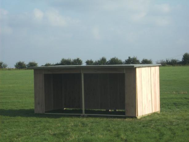 field shelter 16x10