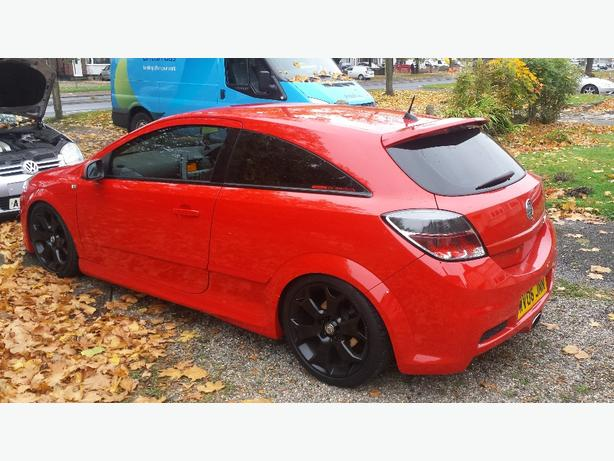 astra vxr flame red fsh