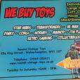 WANTED: toy collections