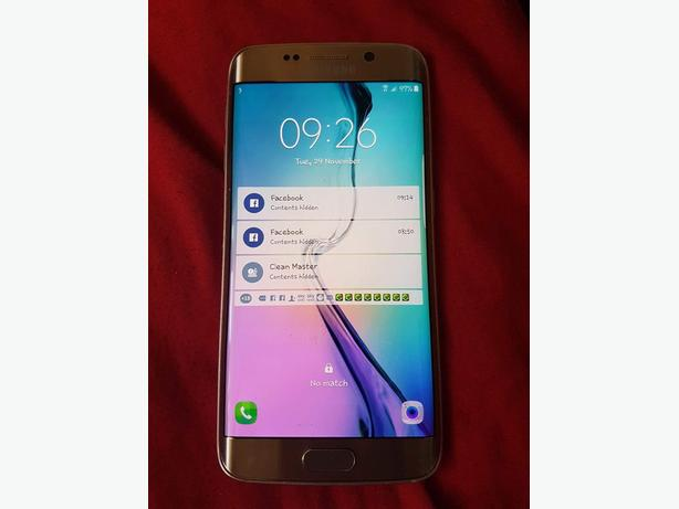 samsung galaxy s6 edge 64gb on 3 network