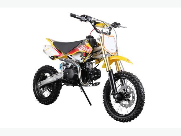 kurz tmx 125cc