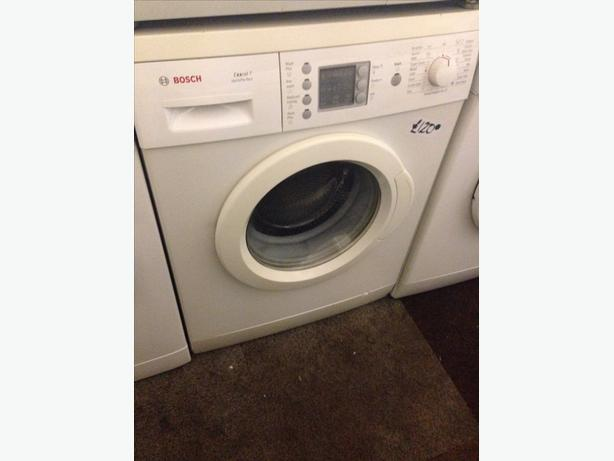 BOSCH 7KG WASHING MACHINE LCD DISPLAY
