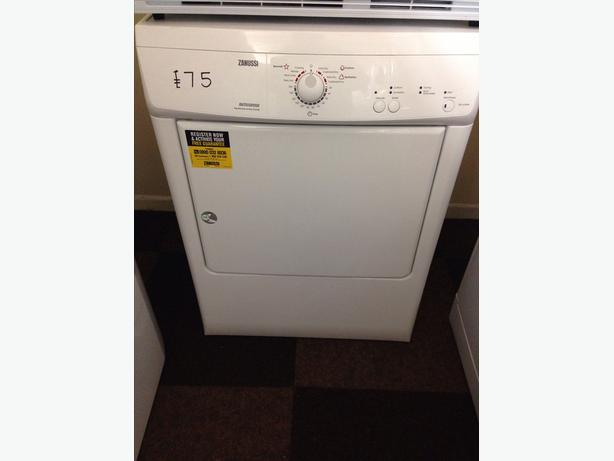 ZANUSSI 6KG VENTED DRYER WHITE2