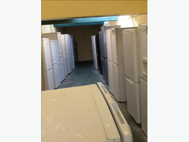 Sale fridges freezers washers cookers all with free delivery cal 01902 863838