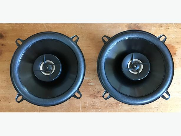 "JBL CS-5 5.25"" / 13cm 2 WAY COAXIAL CAR SPEAKERS 105W"