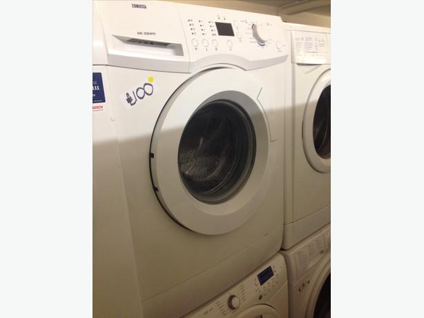 ZANUSSI 6KG WASHING MACHINE