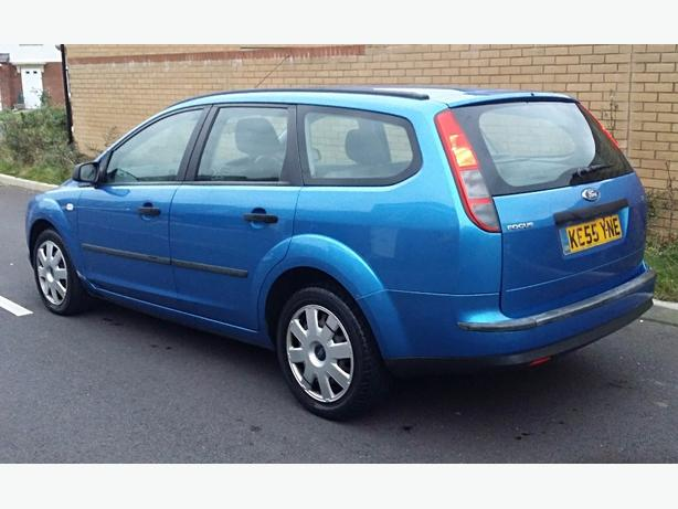 2006 FORD FOCUS 1.6 TDCI LX ESTATE