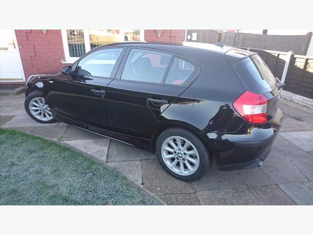 BMW 1 series 06 plate