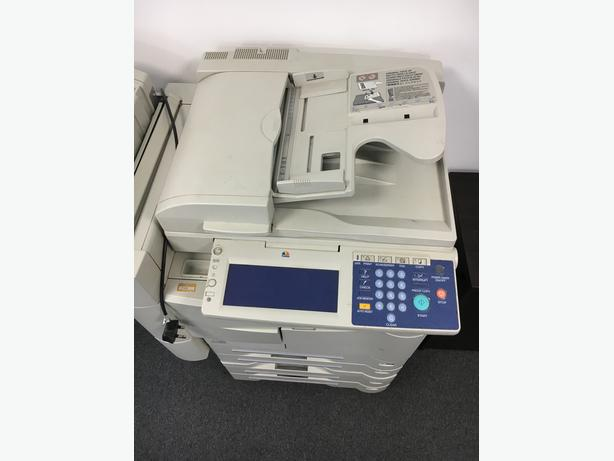 FREE All-in-one Konica Printer/Scanner/Copier/Fax