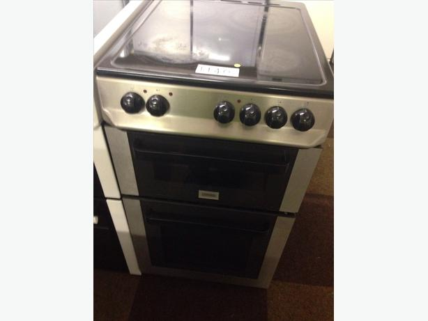 ZANUSSI ELECTRIC COOKER 50CM FAN ASSISTED