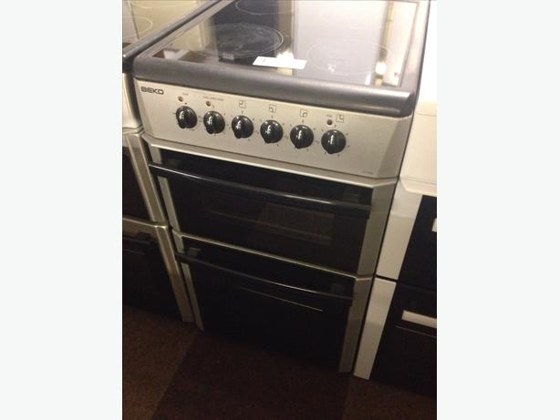 BEKO CERAMIC TOP 50CM ELECTRIC COOKER