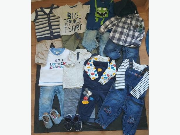 Boys 6-9m bundle