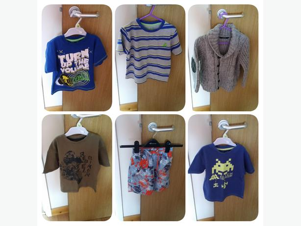 Boys Bundle Clothes Age 3-4 Years.