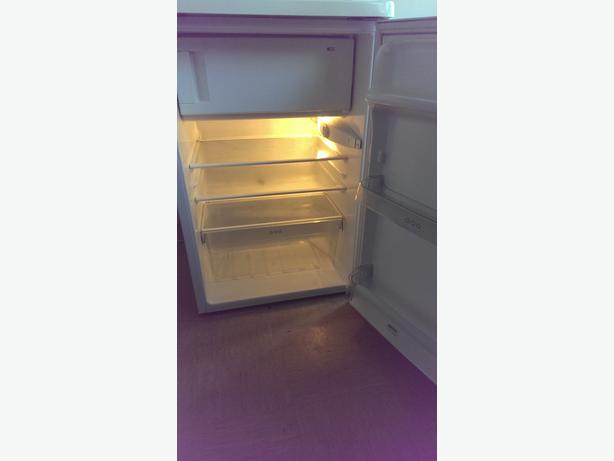Fridge with freezer compartment - still available 1st december