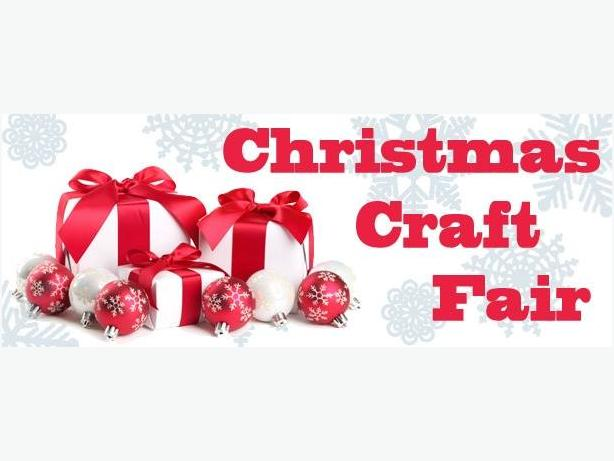 Christmas craft fair 4/12/16