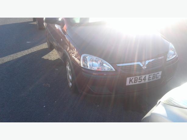 Vauxhall corsa life twinport 1litre  3door hatchback 54plate