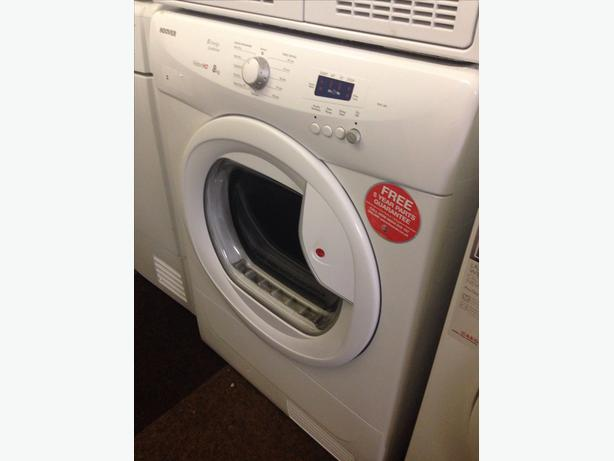 HOOVER 8KG CONDENSER DRYER