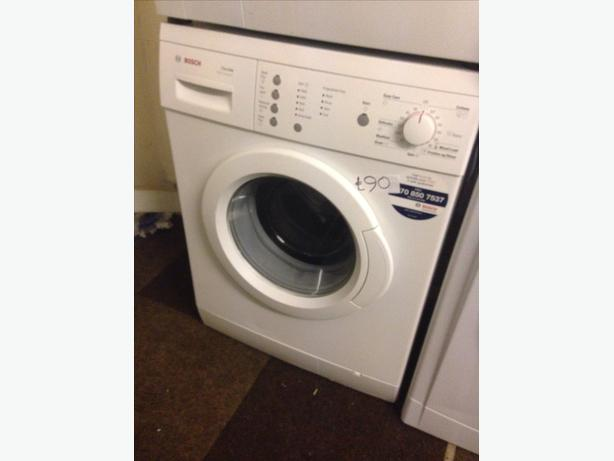 6KG BOSCH WASHING MACHINE