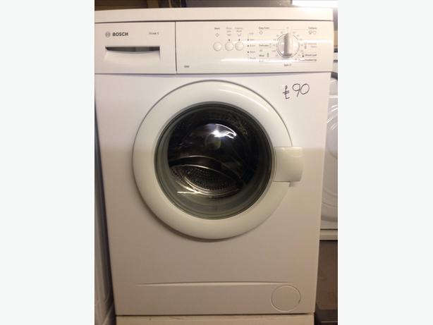 BOSCH 6KG WHITE WASHING MACHINE3