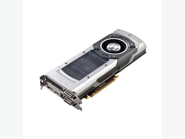 NVIDIA Titan GTX 6gig memory