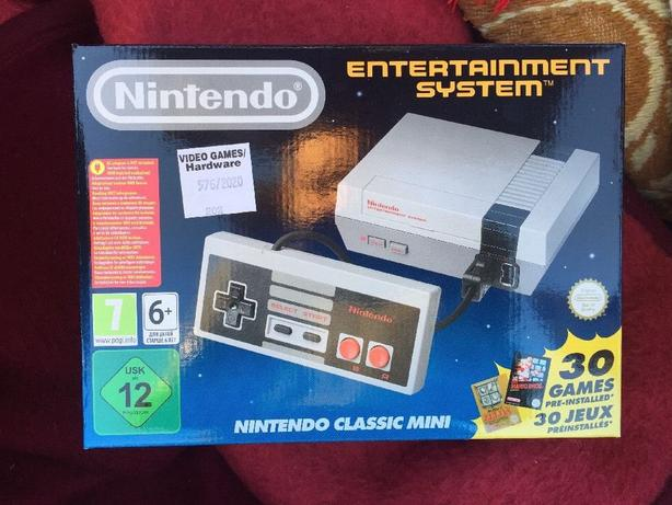 Nintendo Mini Classic NES Console - Brand New In Box