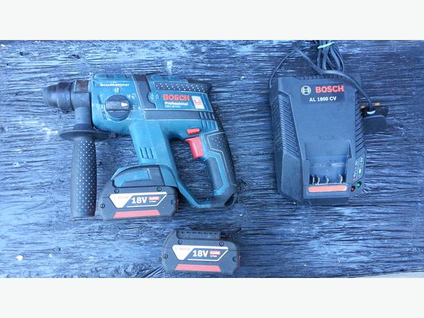 Bosch GBH18V-EC 18V Brushless SDS Hammer Drill Bare  3 MODE
