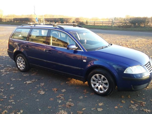 2002 VW PASSAT 1.8T SE ESTATE