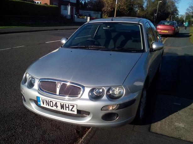 2004 ROVER 25 1.4 ONLY 45K WITH HISTORY