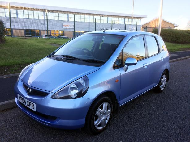 Honda Jazz 1.4i-DSI SE AUTOMATIC CVT-7,FULL HONDA SERVICE HISTORY,MOT March 2017