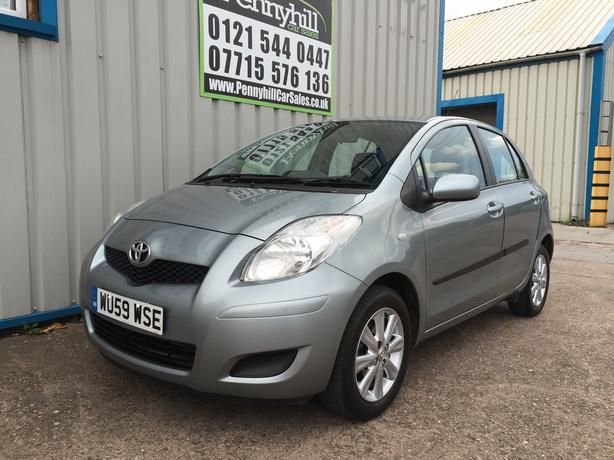2009 Toyota Yaris 1.3 TR #FINANCE FROM £30 PER WEEK#