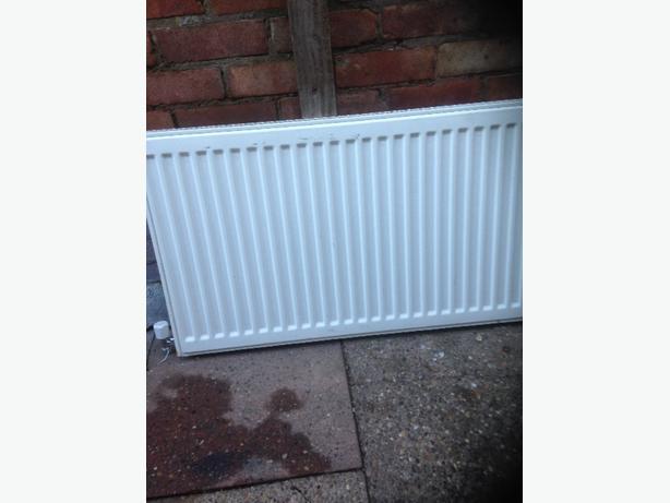 double radiator. 900x 500