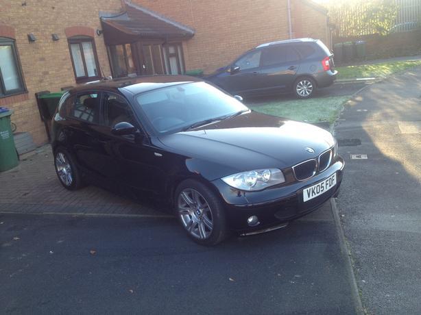 BMW 1 SERIES 2.0 118d Sport Hatchback 5dr Diesel Manual ( 122 bhp)