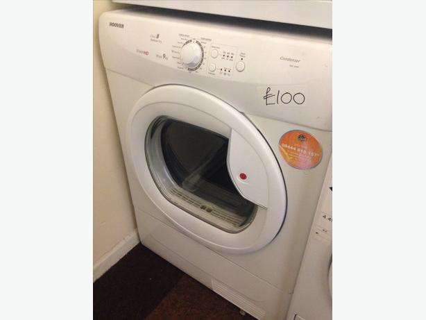 HOOVER 9KG CONDENSER DRYER WHITE4