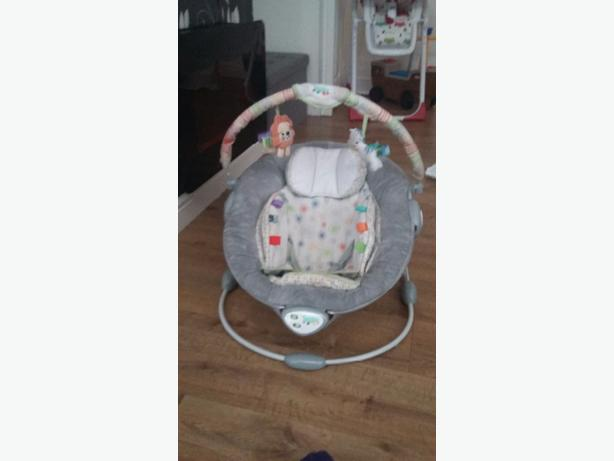 toys r us baby bouncing chair