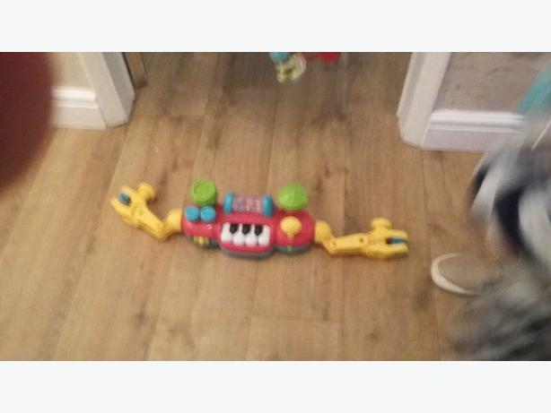 door bouncer and pram toy