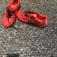Football boots size 4