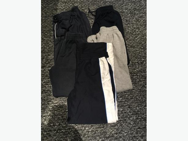 5 Pairs boys joggers age 10
